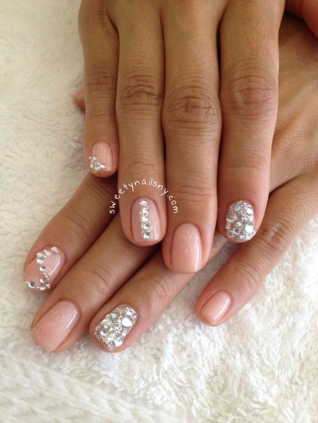 Wedding Nail Designs - Bridal Nail #2065177