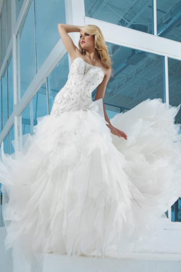 Wedding Nail Designs Tony Bowls Bridal 793727 Weddbook