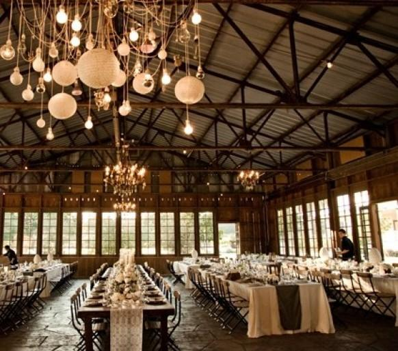Country Wedding Reception Ideas: Rustic Wedding Reception Decor #797350