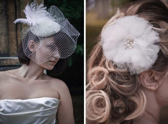 Vintage Wedding Hair Accessories #799325