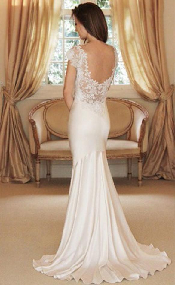 Simple & Chic Custom Designed Dress ♥ Special Design Gown #803029 ...